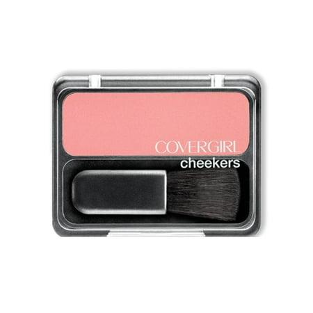 (3 Pack) COVERGIRL Cheekers Blush - Pretty Peach 150