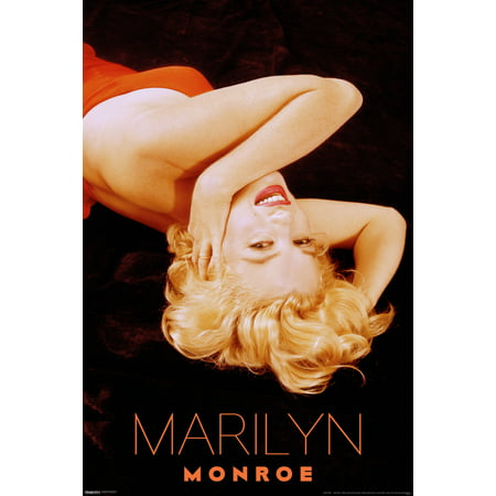 Marilyn Monroe Lay Back Movie Poster 24X36 Inch