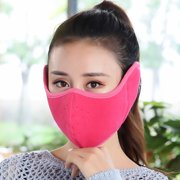Fleece Neck Warm Face Mask Winter Sport Accessories Windproof Bicycle Motorcycle Cycling Snowboard Outdoor Masks