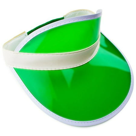 Brybelly Official Green Casino Style Dealer's Visor - Casino Style