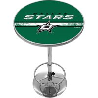 NHL Chrome Pub Table, Dallas Stars