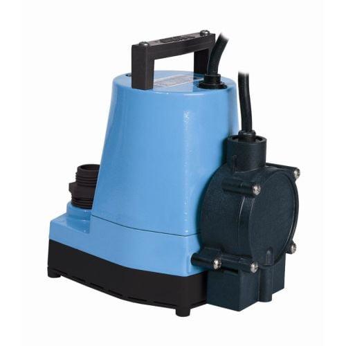 Little Giant 505300 1/6 HP 115V 1200 GPH Submersible Util...