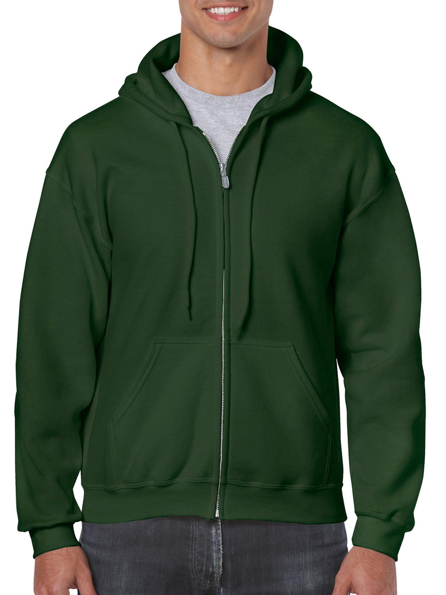 Big Men's Full Zip Hooded Sweatshirt