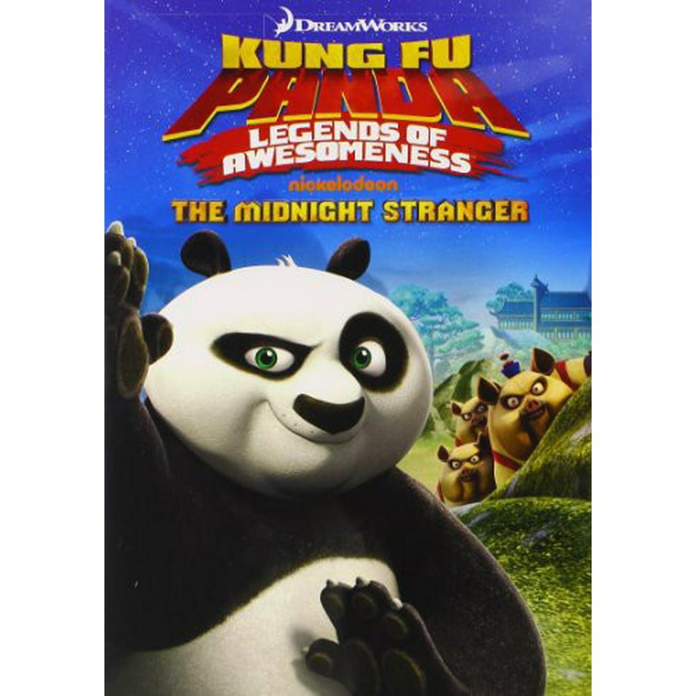 Kung Fu Panda: Legends of Awesomeness - Midnight (DVD