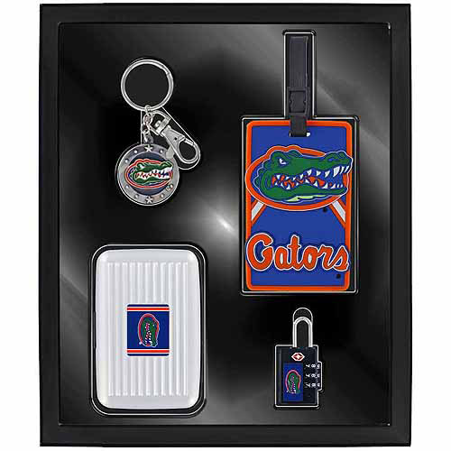 Aminco Sports 4-Piece Travel Box Set, Florida Gators