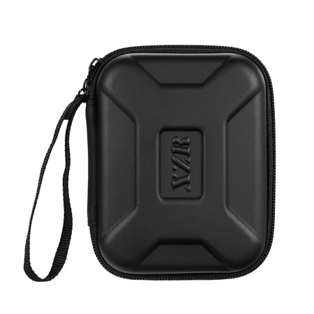 """EVA Shockproof 2.5 inch Hard Drive Carrying Case Pouch Bag 2.5"""" External HDD Power Bank Accessories Hand Carry Travel Case Protect Bag - image 7 de 7"""