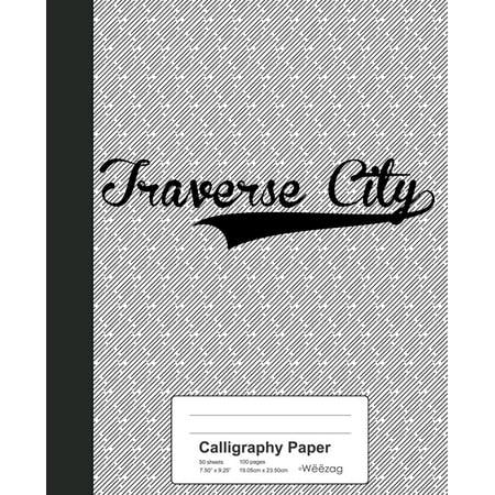Halloween Store Traverse City (Calligraphy Paper: TRAVERSE CITY)