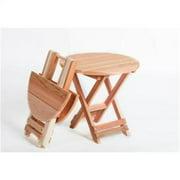 All Things Cedar FA18U Folding Andy Table - NEW