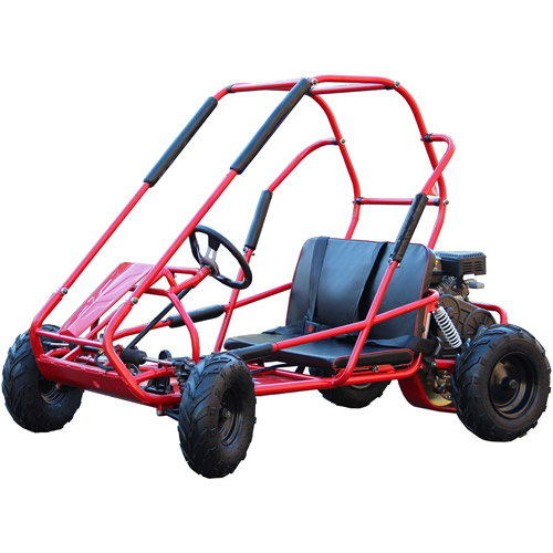 Coleman KT196 196cc Gas Powered Go-Kart - Walmart.com