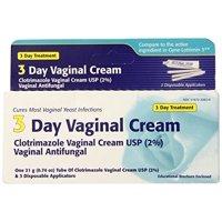 Gyne-Lotrimin Clotrimazole 3-Day Vaginal Cream, 0.74 Oz.