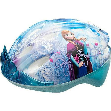Bell Sports Disney Frozen 3D Tiara Child Multisport Helmet, (Bluebell Cup)