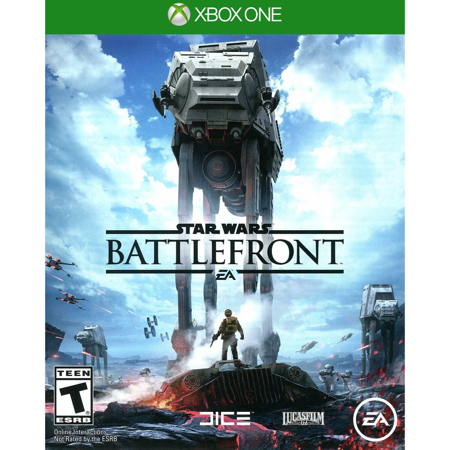 Electronic Arts Star Wars Battlefront (Xbox One) - Pre-Owned