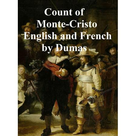 Le Comte de Monte-Cristo (en francais) and The Count of Monte-Cristo (in English) - eBook](Halloween Le Film En Francais)