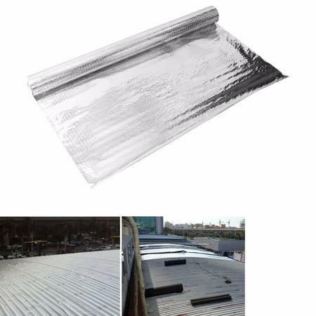 Elfeland 646 sqft sunblocker Barrier Solar Attic Foil