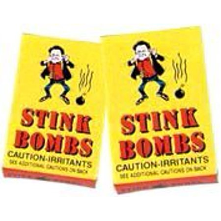 Stink Bombs - 3 per box, Great prank By Lynnys