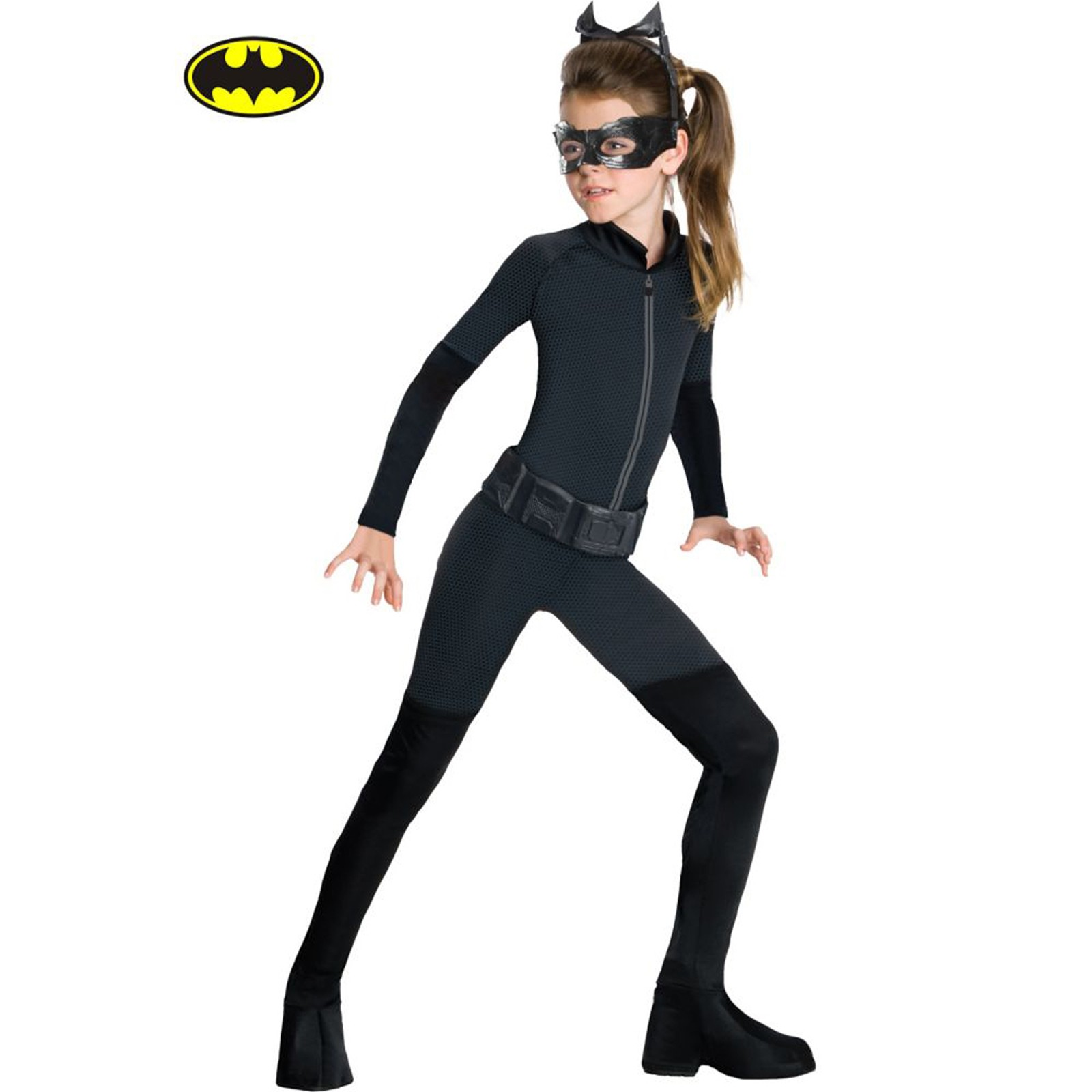Batman the Dark Knight - Catwomen Child Costume