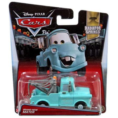 Disney Cars Radiator Springs Brand New Mater Diecast Car
