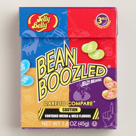 Jelly Belly Bean Boozled Box (Pack of 1) - Boozled Beans