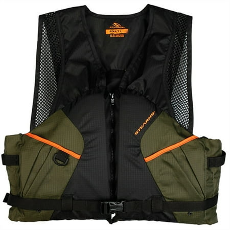 Stearns Comfort Fishing Life Vest (Best Fly Fishing Vest)