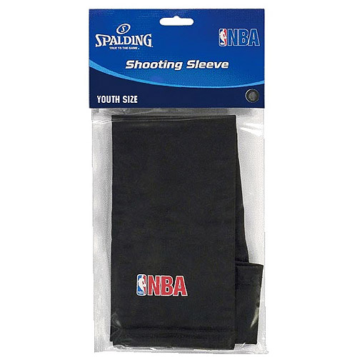 Nba Jr Size Shooting Sleeve - Black