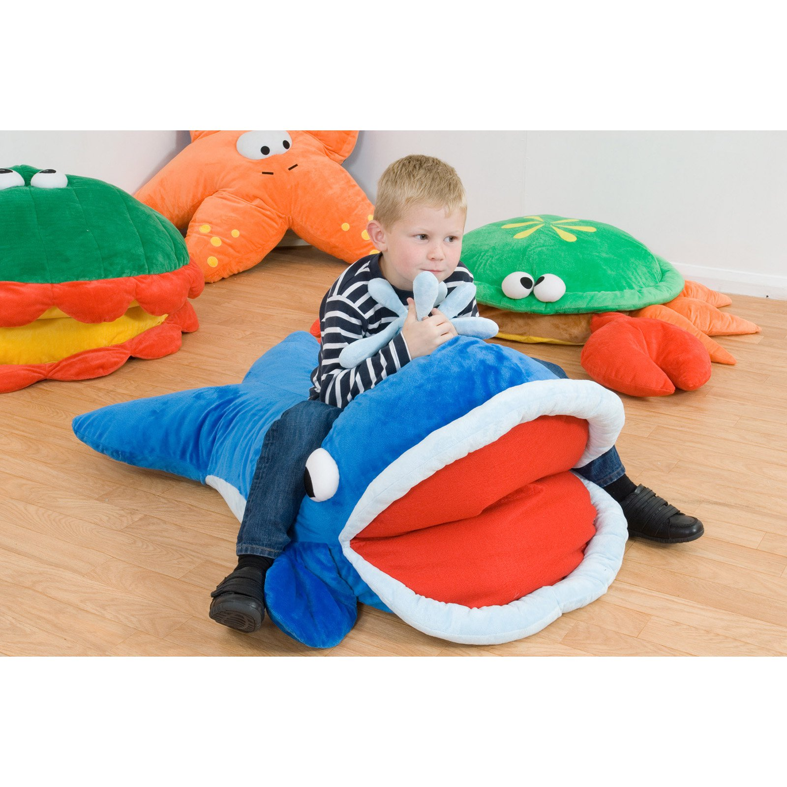 Kalokids Moby Whale Giant Floor Cushion