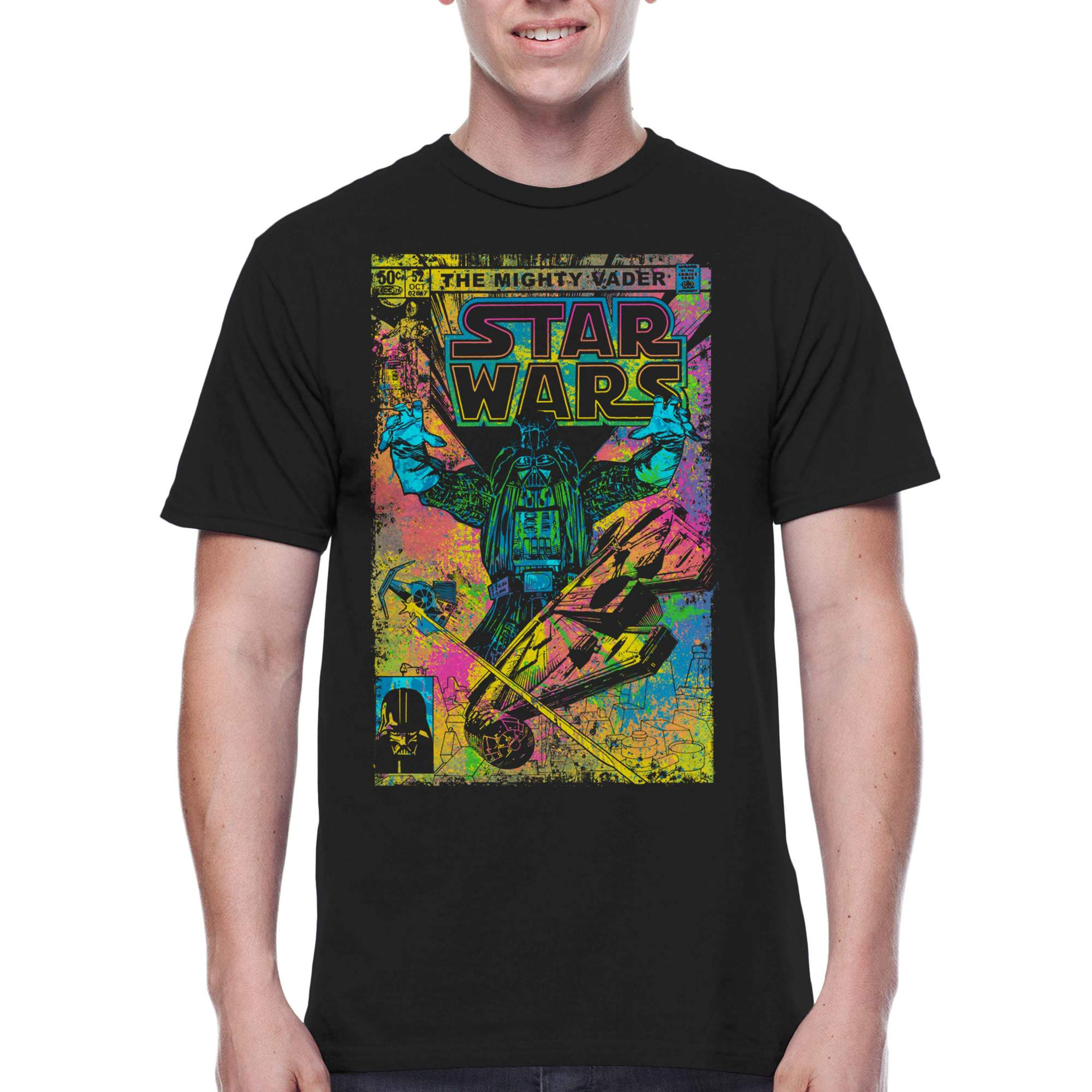 Star wars mens graphic tee, 2xl