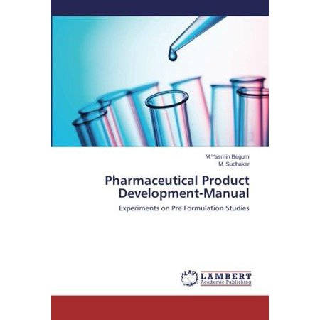 Pharmaceutical Product Development Manual