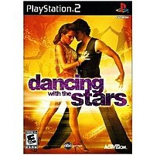 Activision 047875754317 Dancing with The Stars for PlayStation 2 (Refurbished)