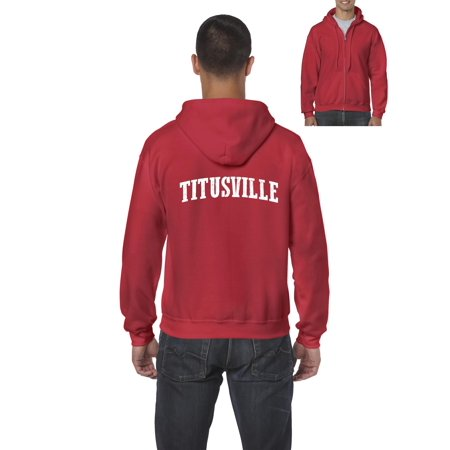Titusville Florida Hoodie Home Of University Of Florida Orlando And