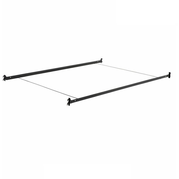 Structures Hook In Bed Rails With Wire, Queen Hook On Metal Bed Frame Rails