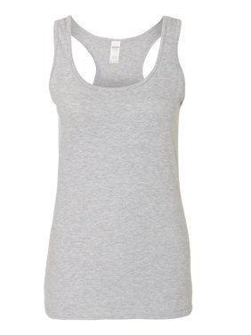 4fe29f27ee14b Product Image Gildan - SoftStyle Women s Racerback Tank Top - 645R2L