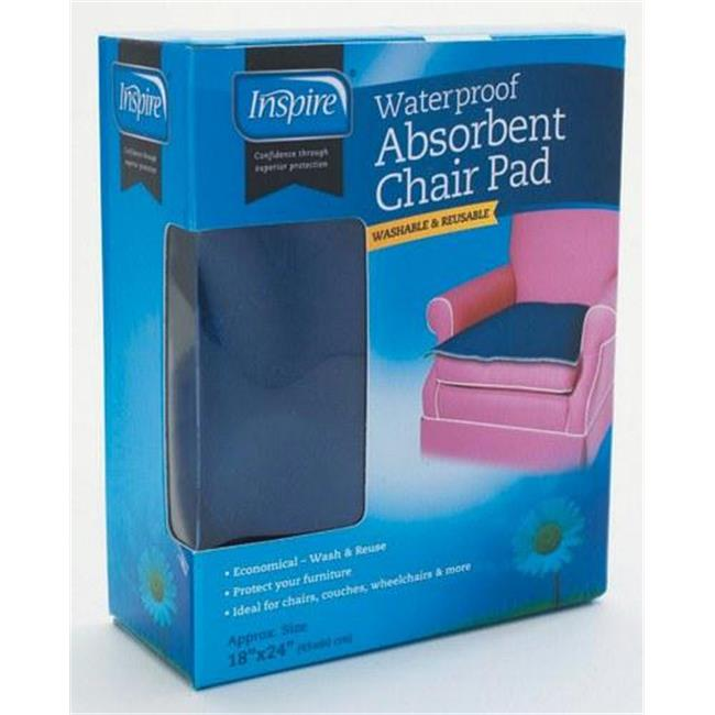 Inspire Reusable Absorbent Chair Pad  18  x 24