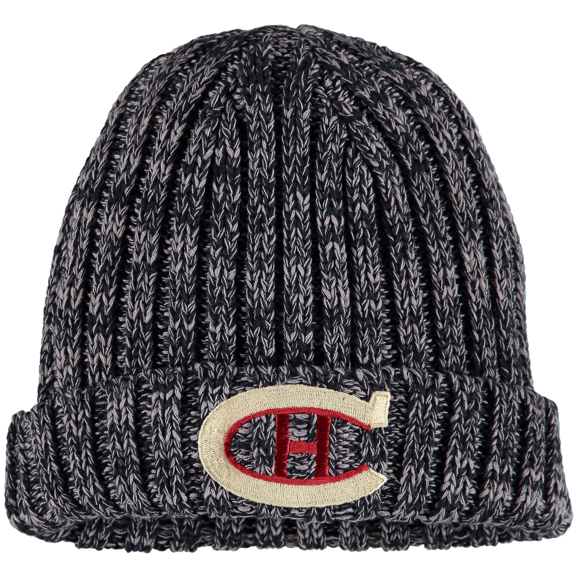 Montreal Canadiens CCM 2016 Winter Classic Watch Cap Cuffed Knit Hat - Red - OSFA