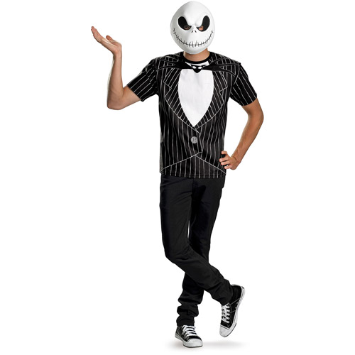Jack Skellington Alternative Adult Halloween Costume