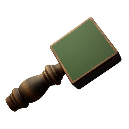 The ORIGINAL Vintage Green Chalkboard Tap Handle - Tap Boards Coors Light Tap Handles