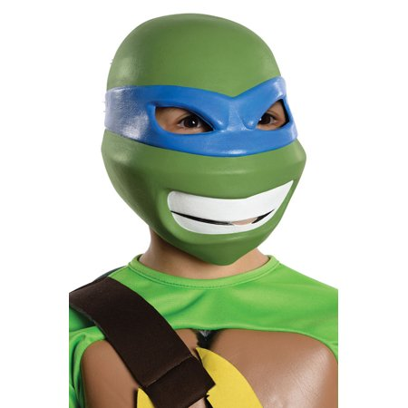 Leonardo Child Vinyl Mask - Ninja Turtle Masks
