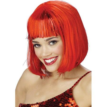 Shimmering Bob Adult Halloween Wig