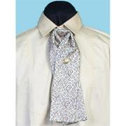 RW116T-BRN-ONE Mens Rangewear Scroll Tie, Brown, One Size