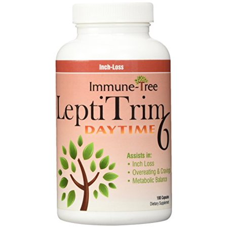 Immune-Tree Lepti Garniture accélérée 6, 180 Capsules