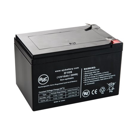 APC Smart-UPS SMT SMT1000 12V 10Ah UPS Battery - This is an AJC Brand Replacement