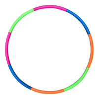 "Liberty Imports 32"" Snap Together Detachable Kids Hula Hoop for Playing"