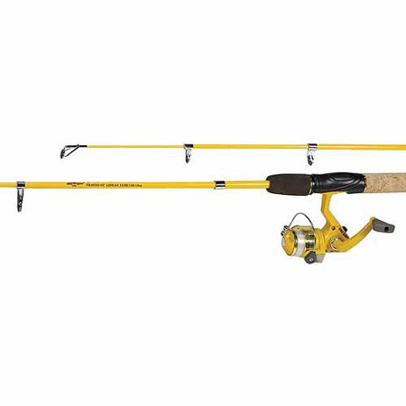 Eagle claw pk56ts pack it spin combo 5 39 6 fishing rod Eagle claw fishing pole