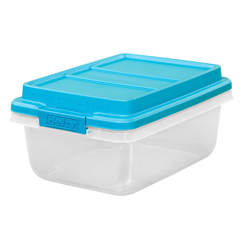 18-qt Hefty® HI-RISE™ Storage Bin
