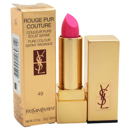 Rouge Pur Couture Pure Colour Satiny Radiance Lipstick - # 49 Tropical Pink by Yves Saint Laurent -