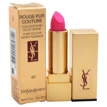 Rouge Pur Couture Pure Colour Satiny Radiance Lipstick - # 49 Tropical Pink by Yves Saint Laurent