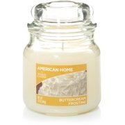 American Home by Yankee Candle Buttercream Frosting, 12 oz Medium Jar