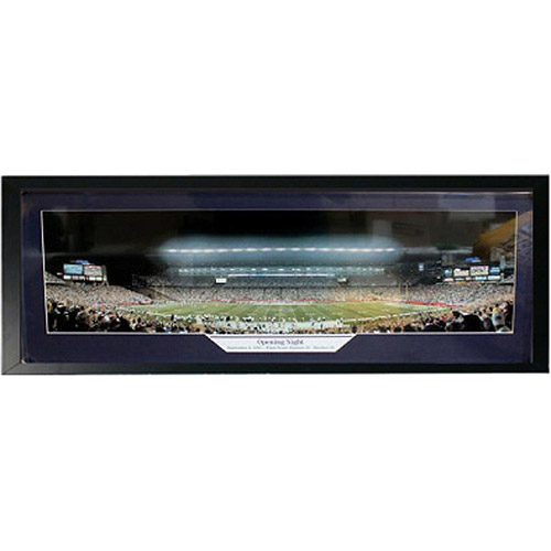 NFL New England Patriots Panoramic Frame, 15x35