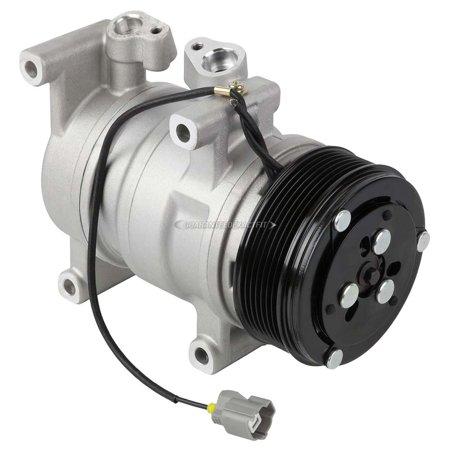 For Honda CR-V 2002 2003 2004 2005 2006 AC Compressor & A/C Clutch