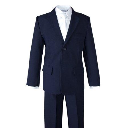Spring Notion Big Boys' 2 Piece Suit Set Collection Boys 5 Piece Suit