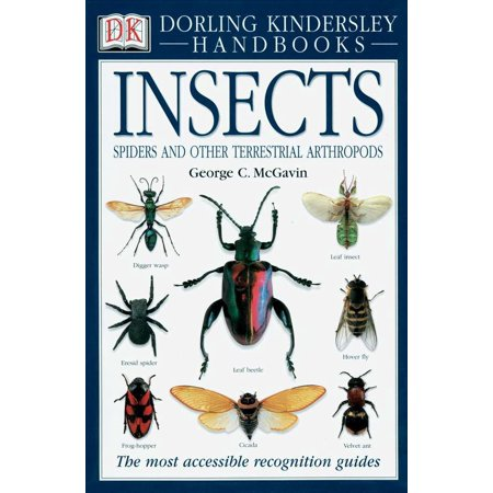 Handbooks: Insects : The Most Accessible Recognition Guide